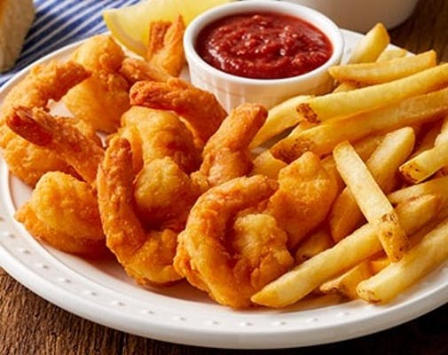 S1. Fried Shrimp