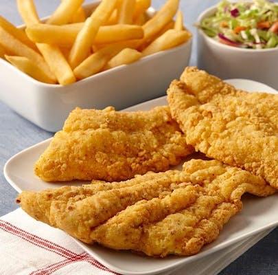 S3. Fried Flounder