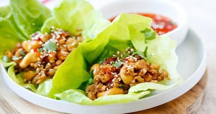 10. Cool Lettuce Wrap