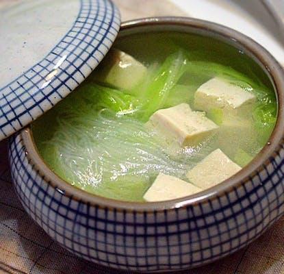 24. Cabbage & Tofu
