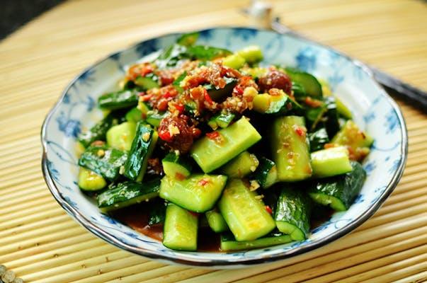 5. Struck Cucumber