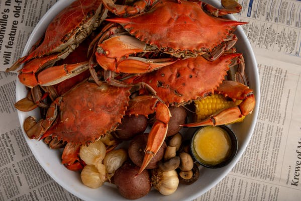 Boiled Crabs #1