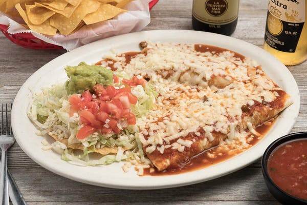 1. Burrito, Taco, Chalupa & Enchilada