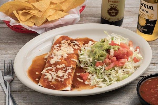 2. Burrito, Taco & Chalupa