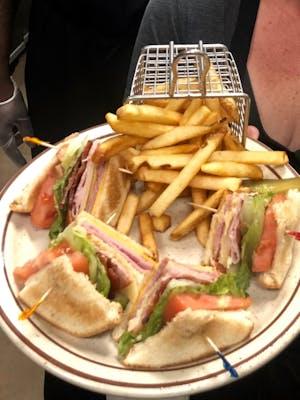 AV Clubs Sandwich