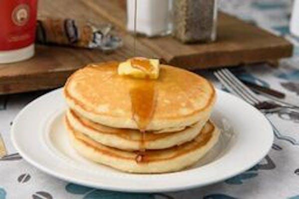 Stack of (3) Pancakes