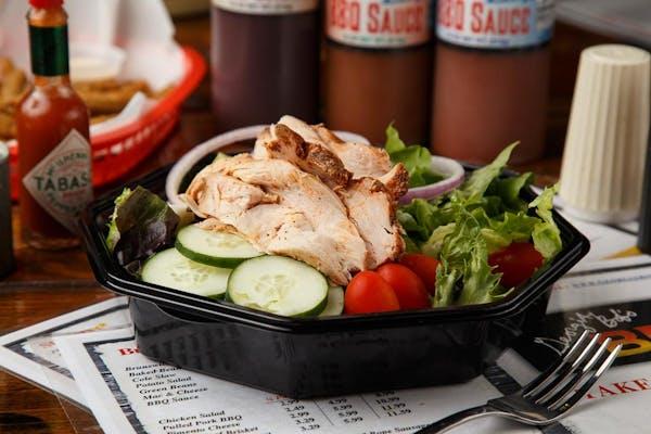 Sliced Turkey Salad