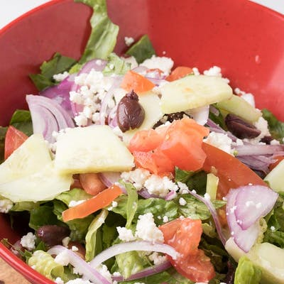 Team Greece Salad