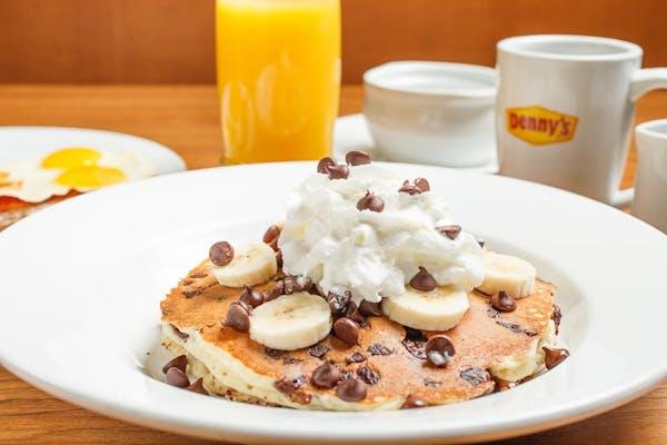 Choconana Pancake Breakfast