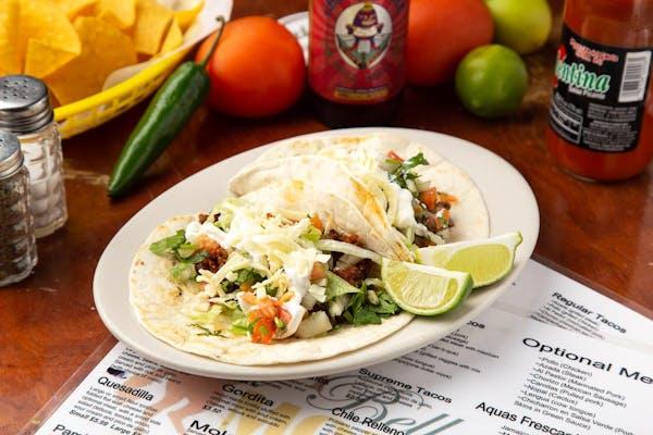 Supreme Taco