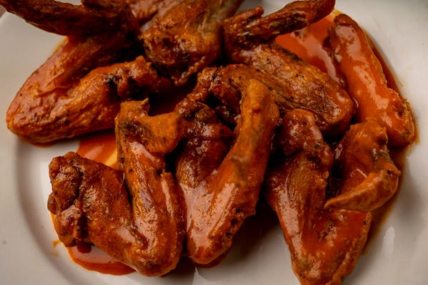 Bone-In Buffalo Chicken Wings Appetizer