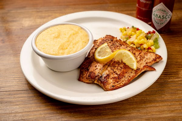 Grilled or Blackened Salmon
