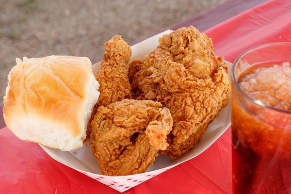 #1 Mix Chicken