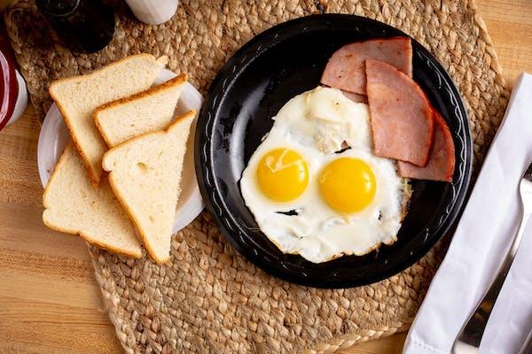 Toast Platter