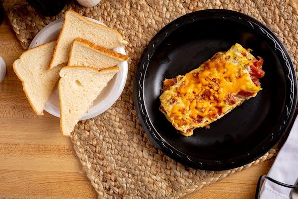 Omelette Platter