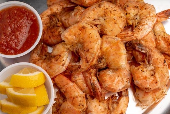 26/30 Steamed Shrimp