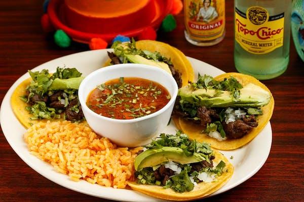 Street Taco Plate