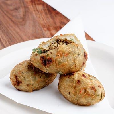 Aloo Keema Kabab
