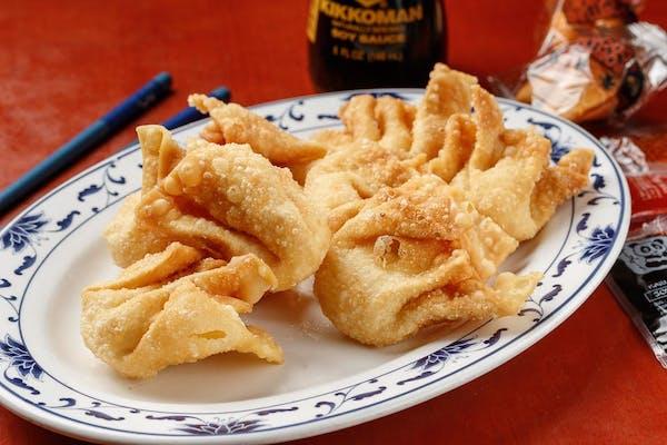 Fried Crab Rangoons
