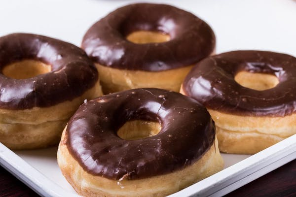 Chocolate Iced Donut