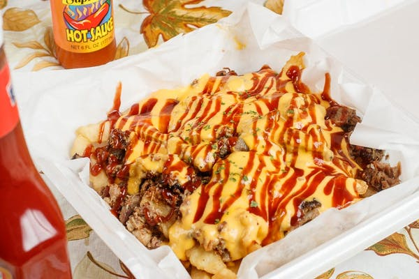 Loaded Fries Plate