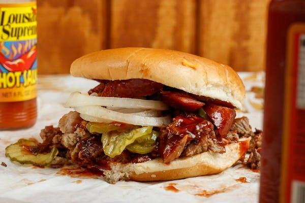 Bucklebuster Sandwich