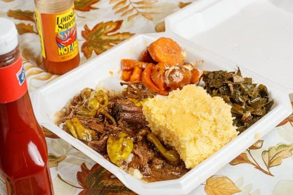 Mississippi Roast Special