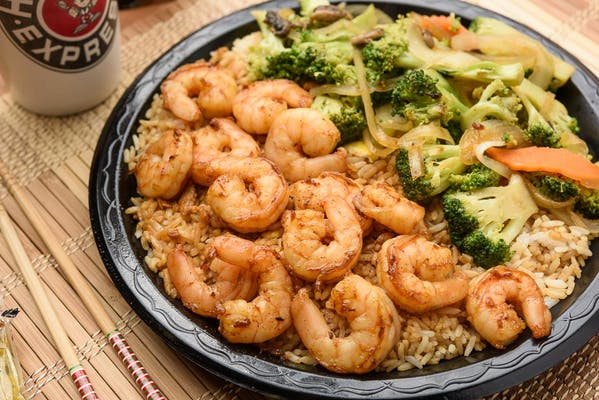 Hibachi Shrimp