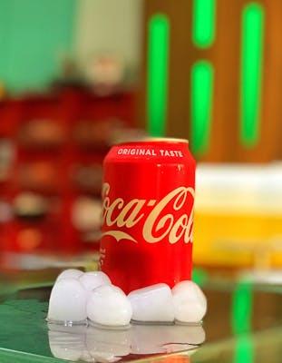 "Coca-cola original flavor ""can"" 12 fl oz"