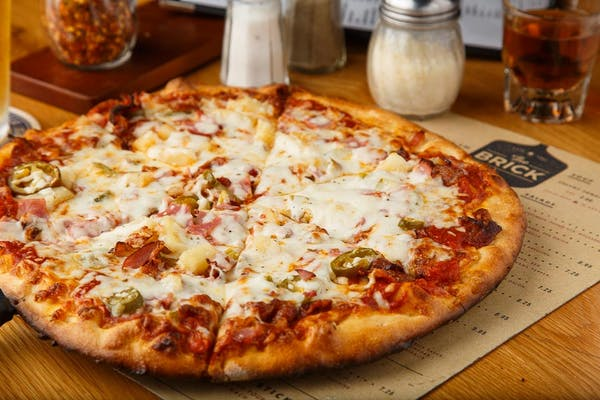 Hawaii Five-Oh Pizza