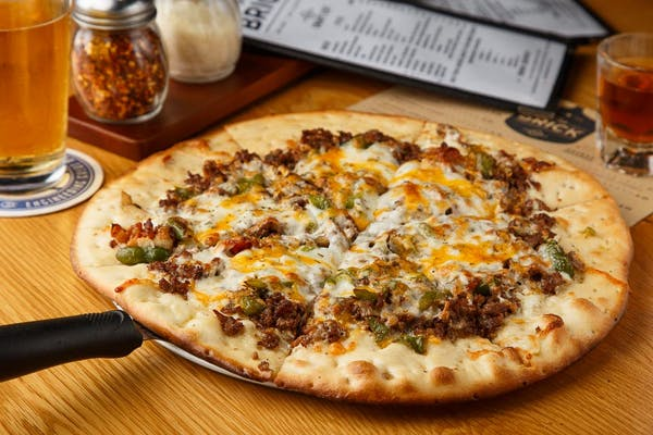 Great Steak Pizza