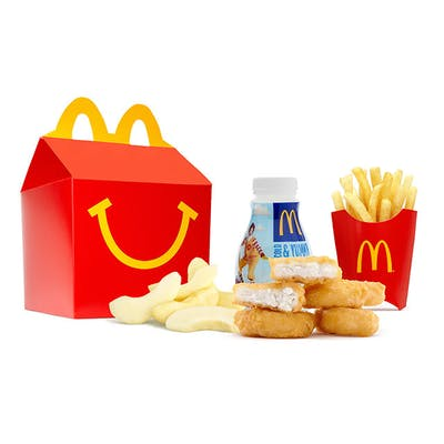 Mighty Kid's Meal