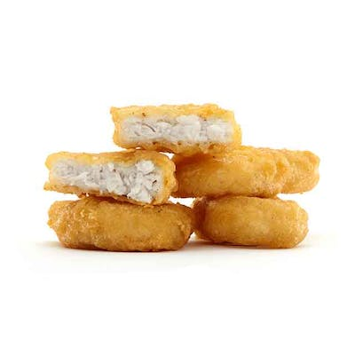 (4 pc.) Chicken McNuggets