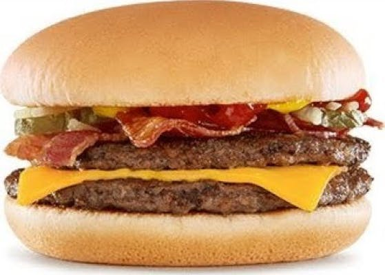 Bacon McDouble