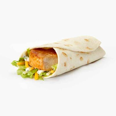 Chicken Ranch Snack Wrap