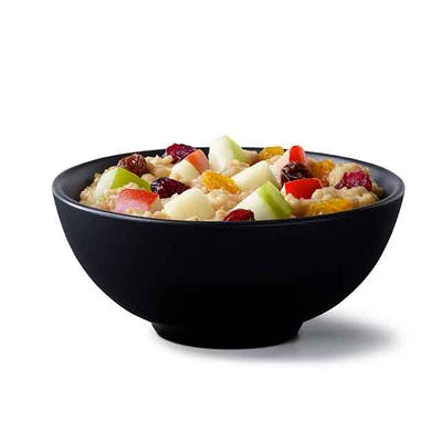 Fruit & Maple Oatmeal