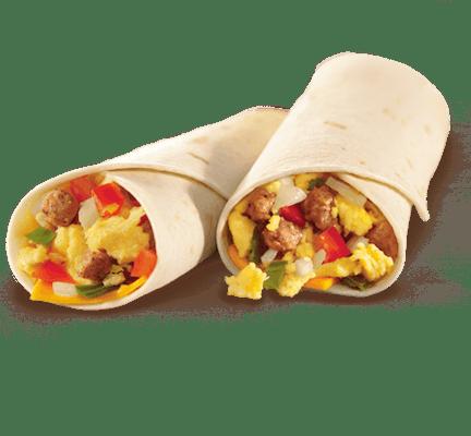 Sausage Burritos