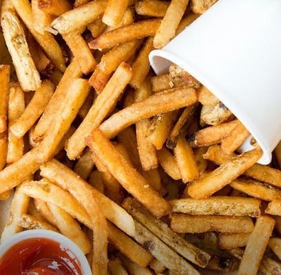 Five Guys Style Fries