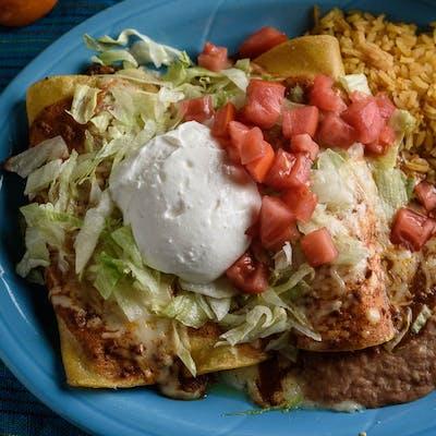 31.Enchilada Rancheras
