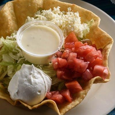 52. Taco Salad