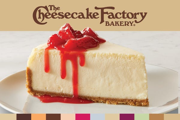 The Cheesecake Factory Bakery New York Style Cheesecake