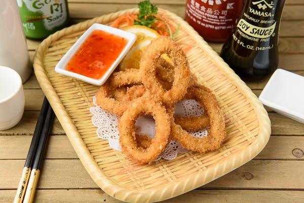 10. Crispy Calamari