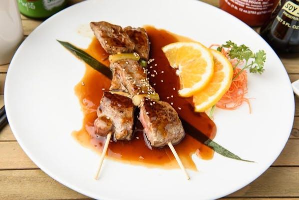 15. Kushiyaki
