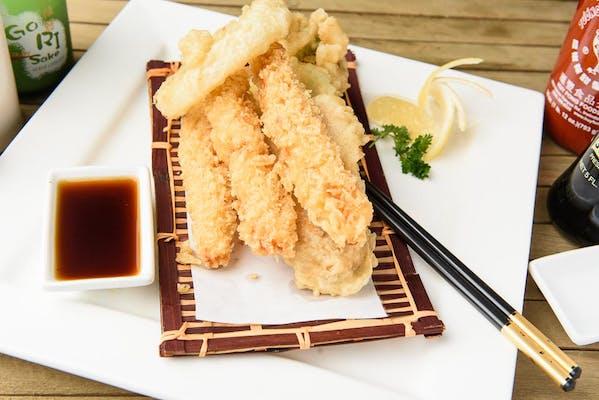 17. Chicken Tempura