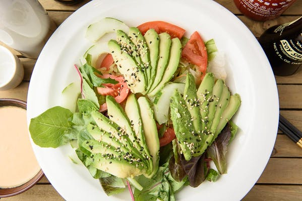 2. Avocado Salad