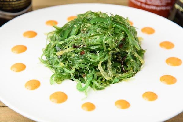 3. Seaweed Salad