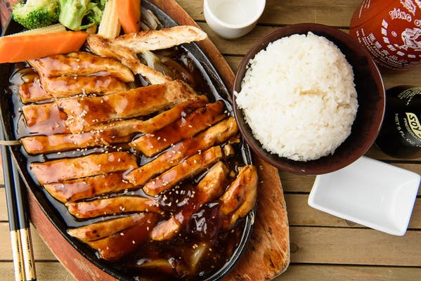 2. Chicken Teriyaki