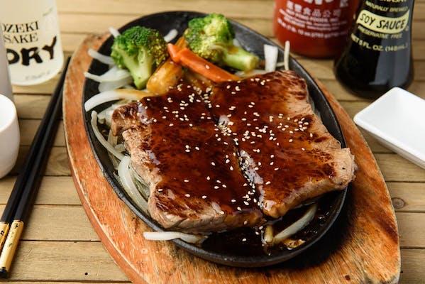 3. Beef Teriyaki