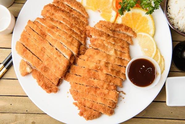 5. Chicken Katsu