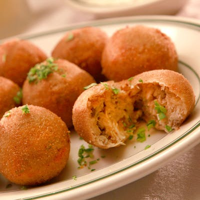 Seafood Boulettes